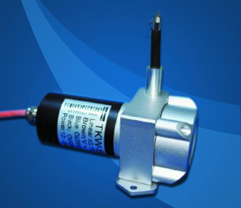 TKW-70系列模拟量拉绳传感器