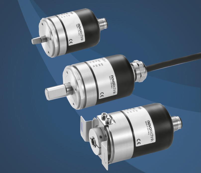 RSB600系列角度传感器