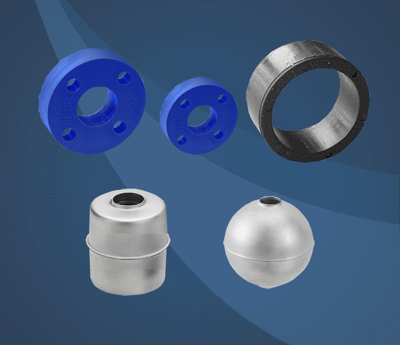 TIM系列磁环,插头配件